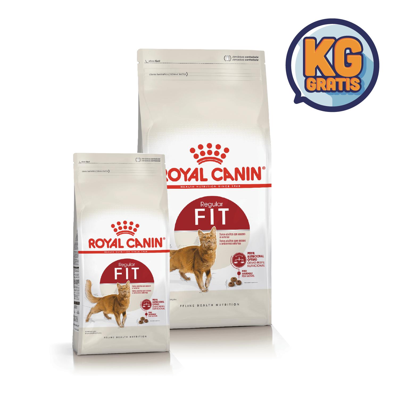 Royal Canin Fit 32 15 Kg + 1,5 Kg Gratis