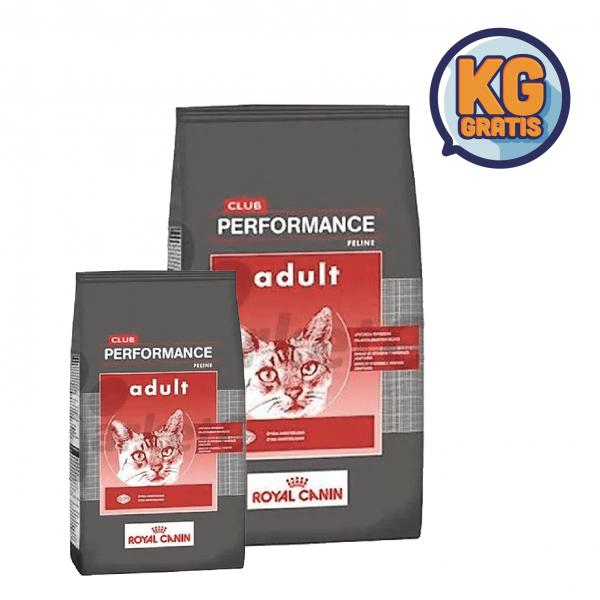 Club Performance Gato Adulto 7.5 Kg + 1,5 Kg Gratis