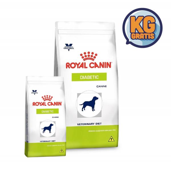 Royal Canin Perro Diabetico 10 Kg + 2 Kg Gratis