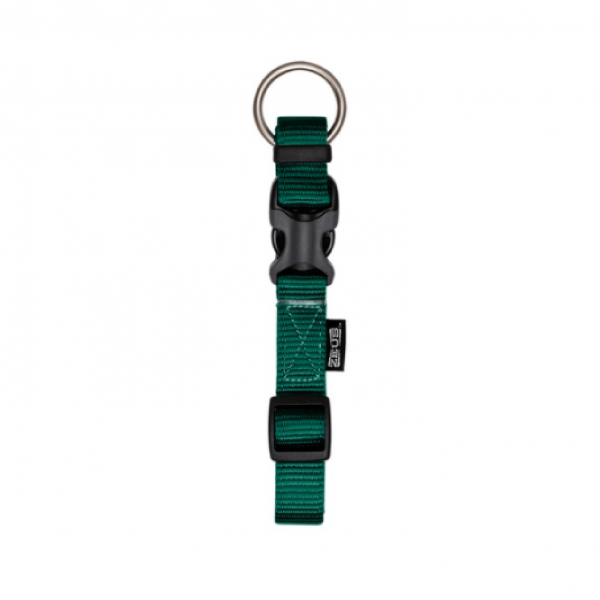 Zeus Collar M   1.5cm x 28-40 largo justable
