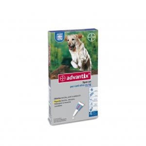 Advantix Pipeta Para Perros - 25-40 Kg