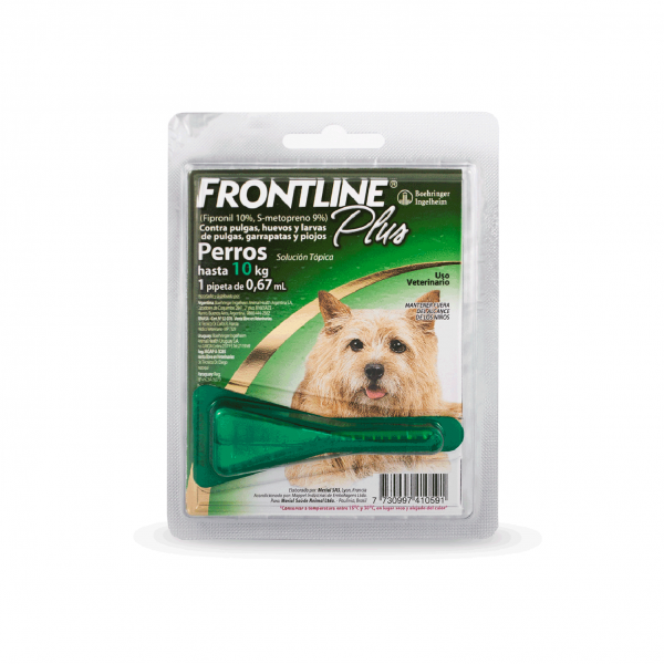 FRONTLINE Plus (1Pipeta) - H/10kG