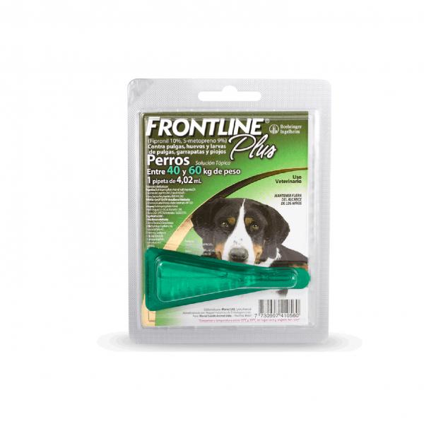 FRONTLINE Plus (1Pipeta) - 41-60Kg