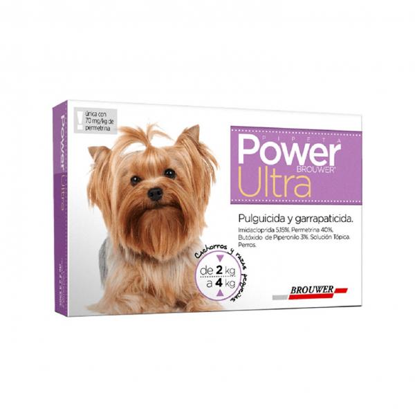 Power Ultra ( 1 Pipeta ) - 2-4Kg