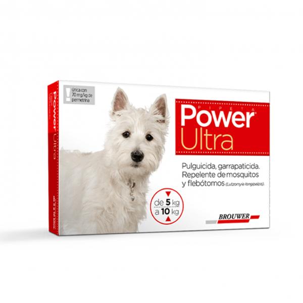 Power Ultra ( 1 Pipeta ) - 5-10Kg