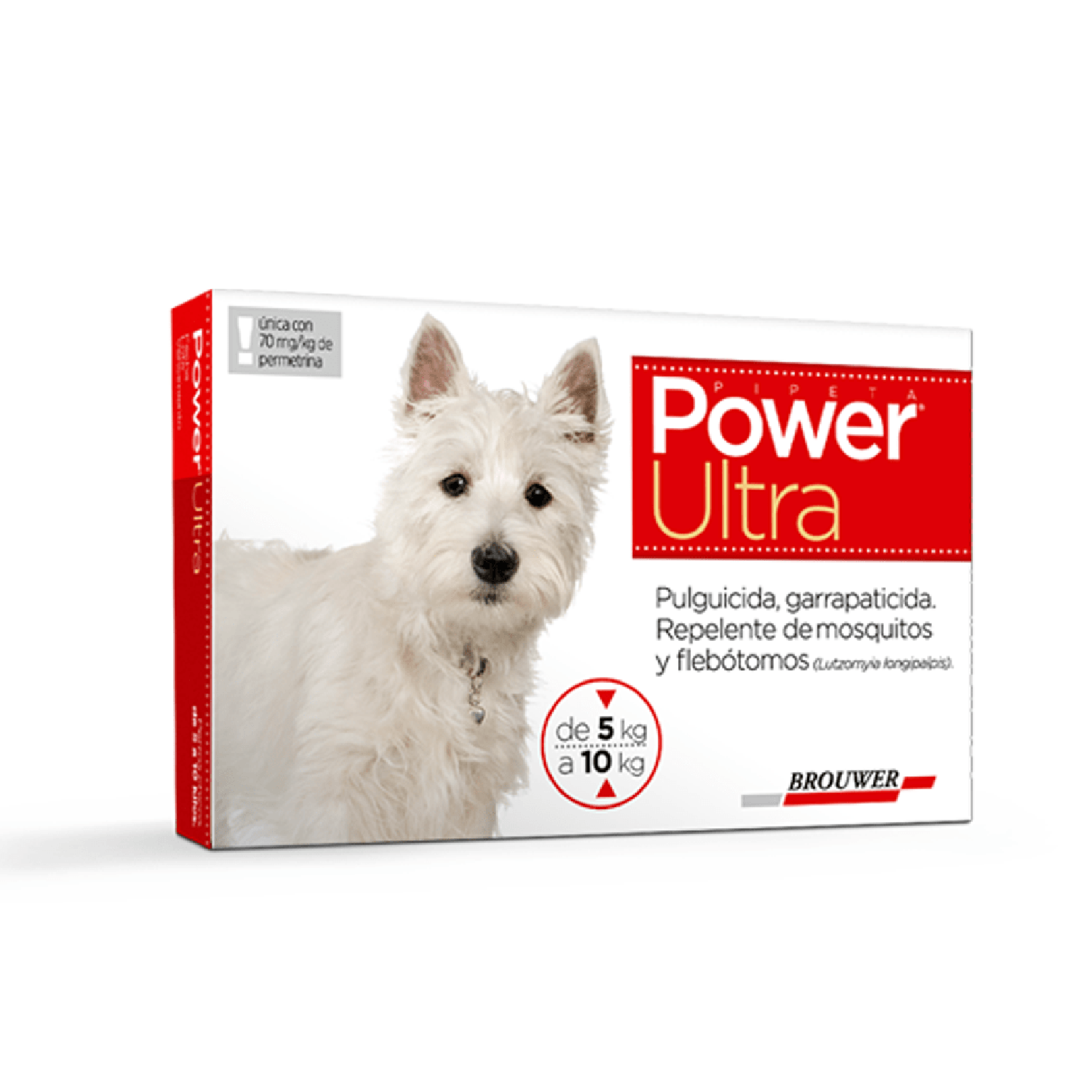 Power Ultra ( 1 Pipeta ) - 5-10Kg