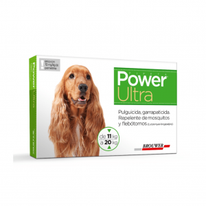 Power Ultra ( 1 Pipeta ) - 11-20Kg